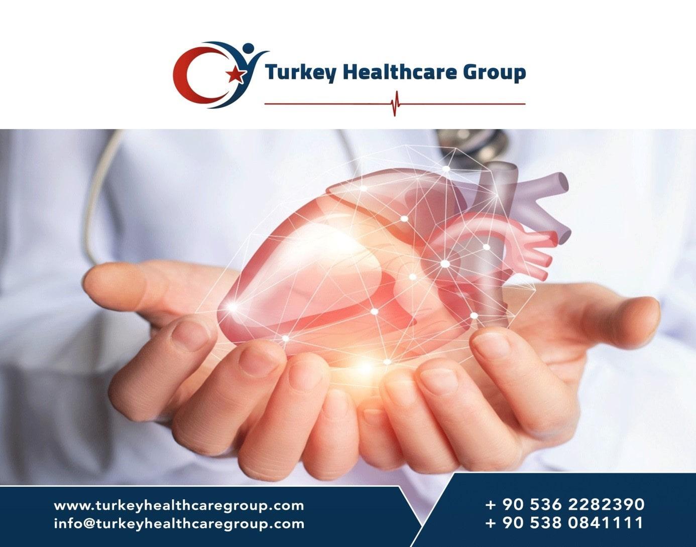 مرض الشريان التاجي للقلب في تركيا