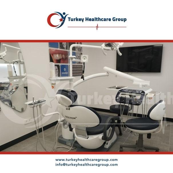 مركز طب الاسنان في اسطنبول