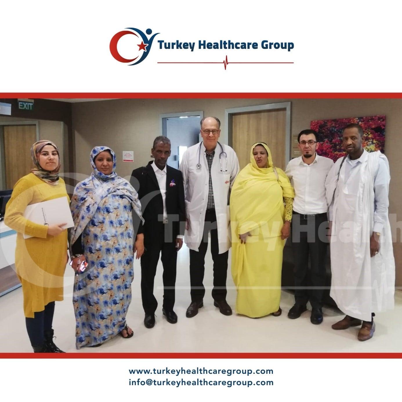علاج الورم الكبدي في تركيا