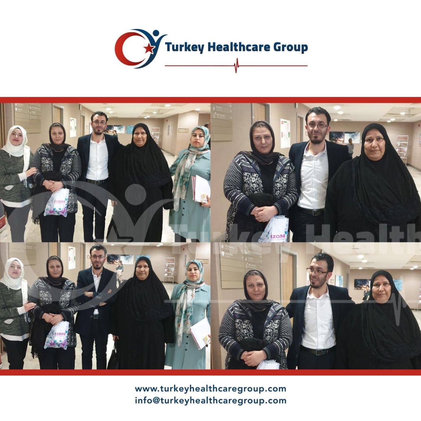 مركز جراحة الامراض النسائية في تركيا