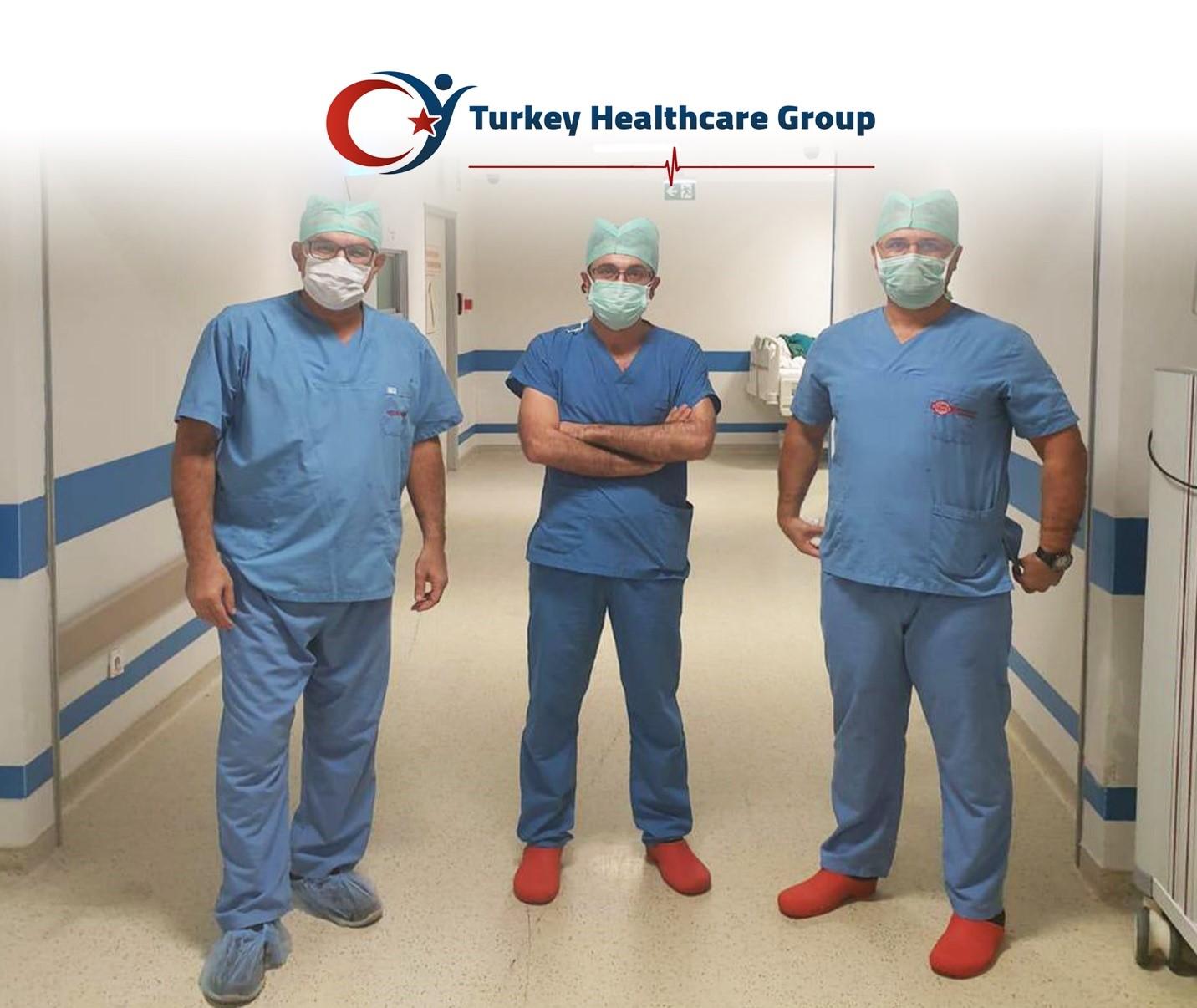عملية استئصال الورم الوعائي في الكبد